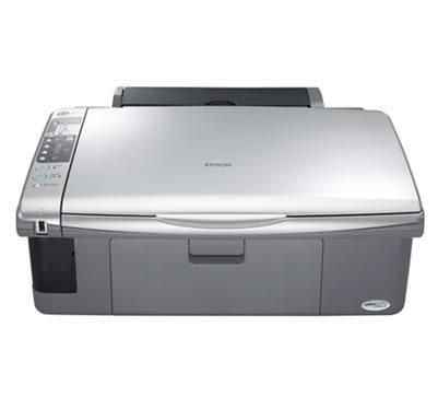 Epson DX DX5000 Printer Reset