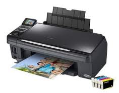 Epson CX CX8300 Printer Reset