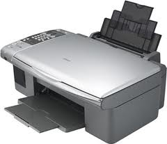 Epson CX CX6900 Printer Reset