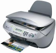 Epson CX CX6500 Printer Reset
