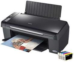 Epson CX CX5505 Printer Reset