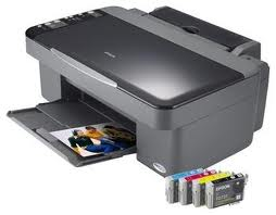 Epson CX CX3800 Printer Reset