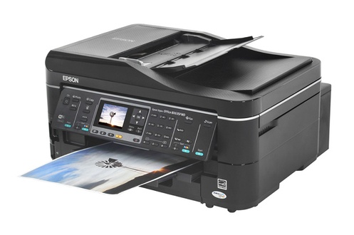 Epson B & BX BX625FWD New Printer Reset