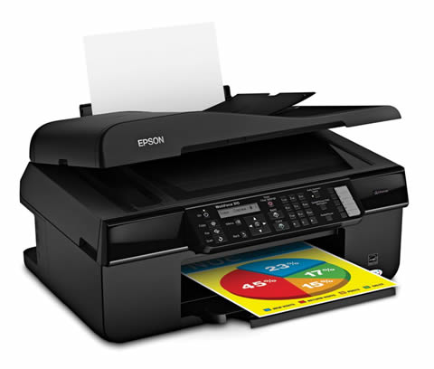 Epson WorkForce 310 Printer Reset