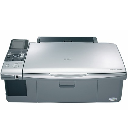 Epson CX CX6000 Printer Reset