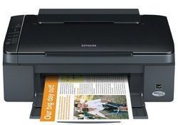Epson SX SX110 Printer Reset