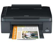 Epson SX SX111 Printer Reset