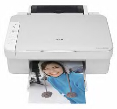 Epson DX DX3800 Printer Reset
