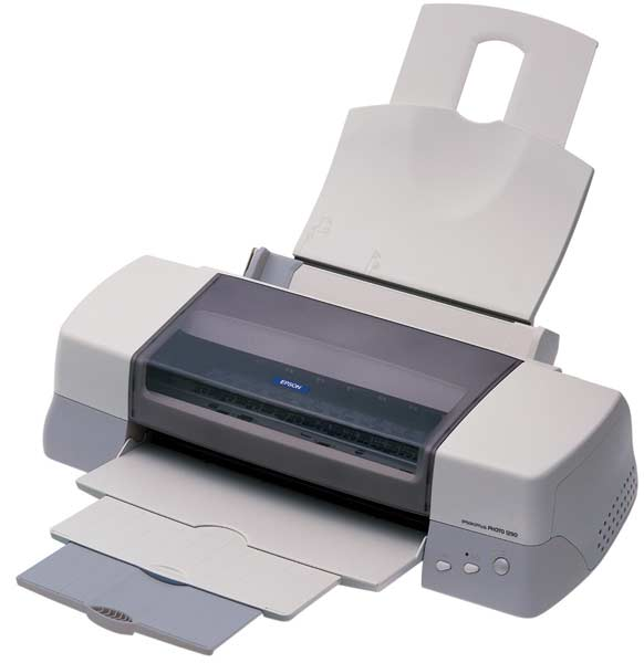 Epson Photo 1290 Printer Reset