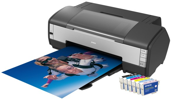 Epson Photo 1410 Printer Reset