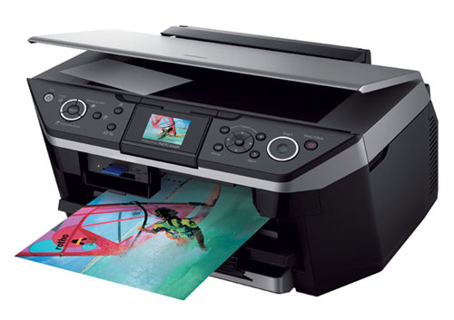 Epson RX RX685 Printer Reset