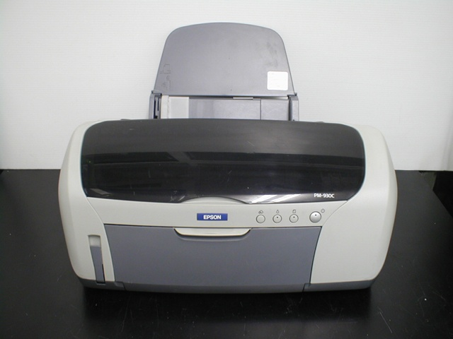 Epson PictureMate PM PM 930C Printer Reset