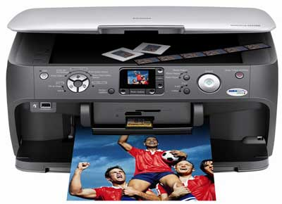 Epson CX CX7800 Printer Reset