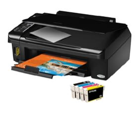 Epson NX NX210 Printer Reset
