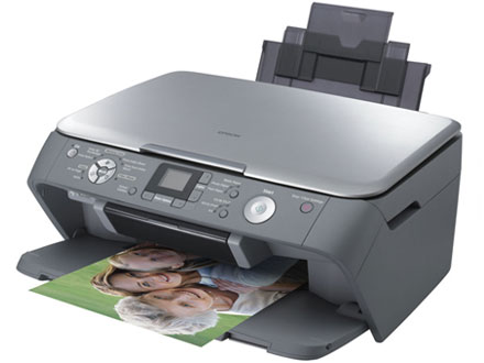 Epson RX RX530 Printer Reset