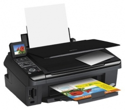 Epson NX NX415 Printer Reset