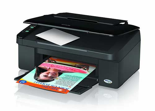 Epson NX NX102 Printer Reset