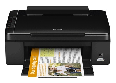 Epson NX NX117 Printer Reset
