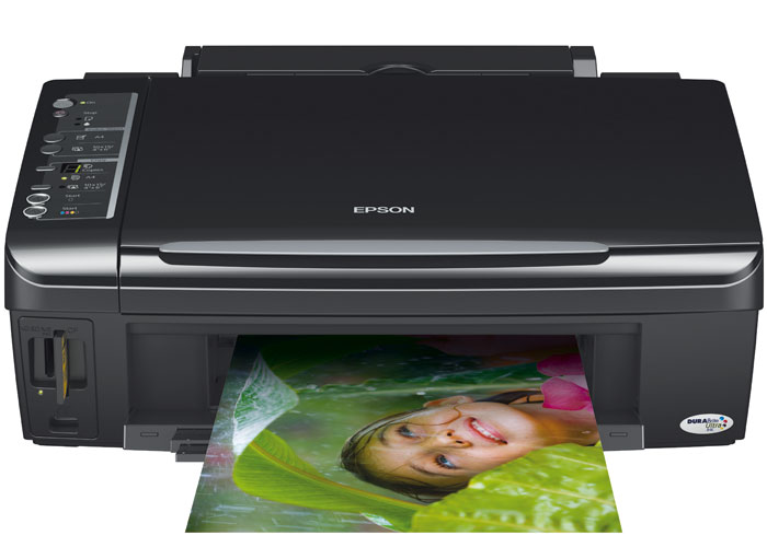 Epson NX NX209 Printer Reset
