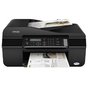 Epson NX NX320 Printer Reset