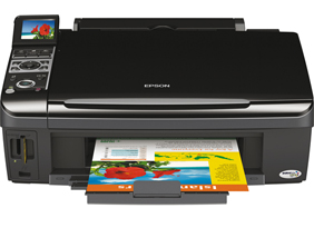Epson NX NX409 Printer Reset