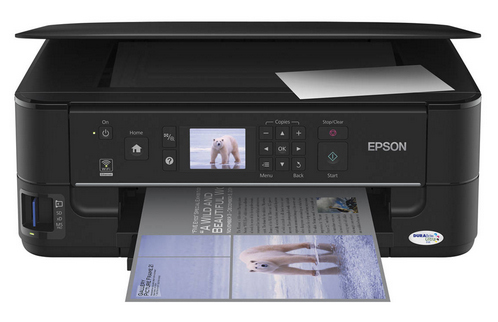 Epson NX NX635 Printer Reset