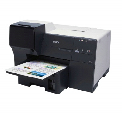 Epson B & BX B500DN Printer Reset