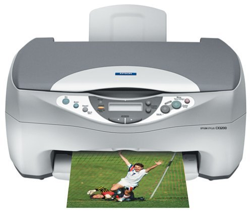 Epson CX CX3200 Printer Reset