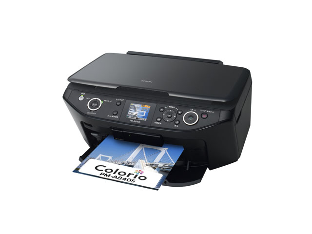 Epson PictureMate PM PM 840S  WIC Printer Reset