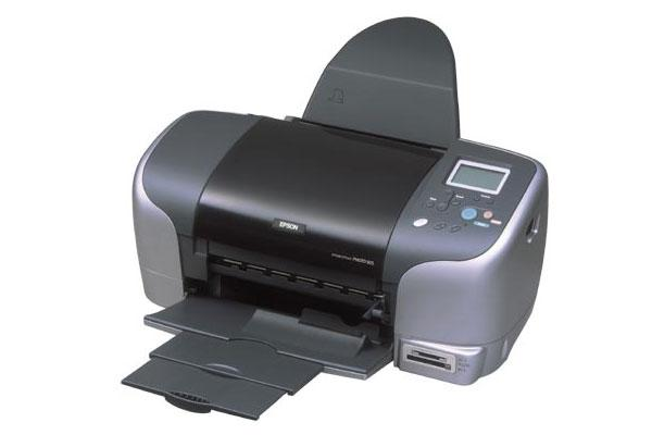 Epson Photo 935  WIC Printer Reset