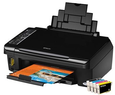 Epson SX SX218 Printer Reset