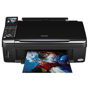 Epson NX NX405 Printer Reset