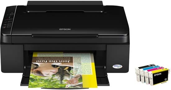 Epson SX SX115 Printer Reset
