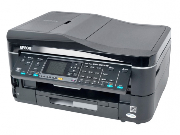 Epson NX NX535 New Printer Reset