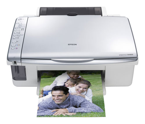 Epson CX CX4800 Printer Reset