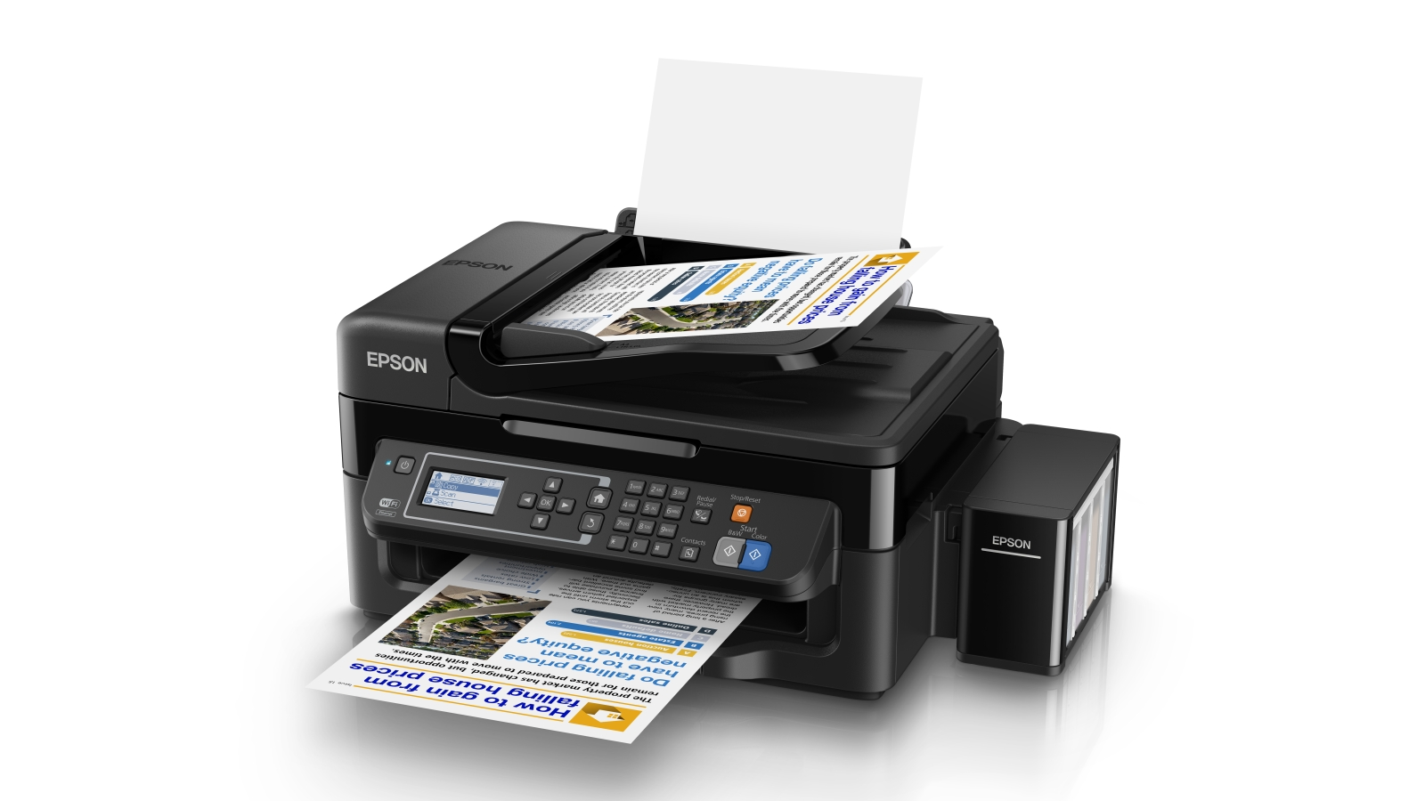 Epson L L563 NEW Printer Reset