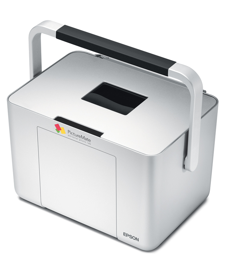 Epson PictureMate PM PM 200  WIC Printer Reset