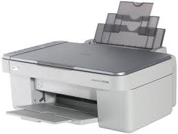 Epson CX CX3500 Printer Reset
