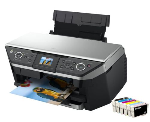 Epson RX RX690 Printer Reset