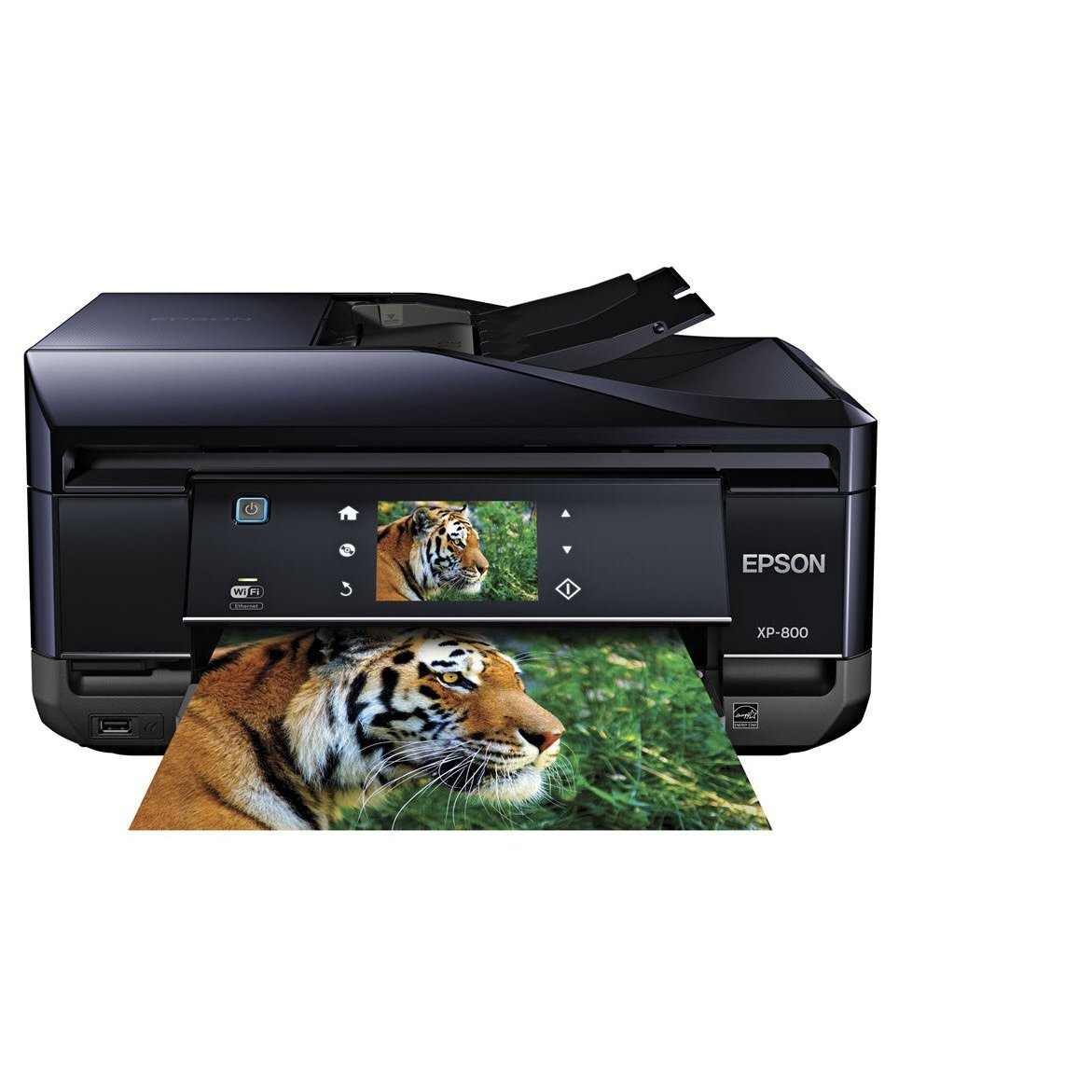 Epson XP Expression Home XP802 (BR2) NEW Printer Reset