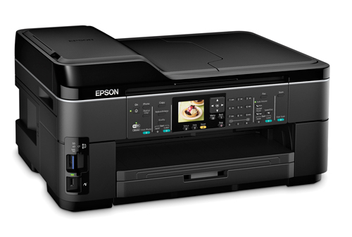 Epson WorkForce WF-7511 (BR2) NEW Printer Reset