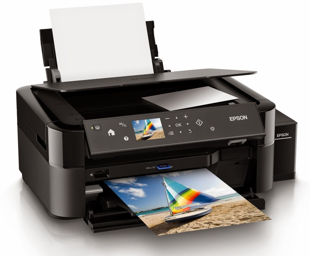 Epson L L850 (BR2) NEW Printer Reset