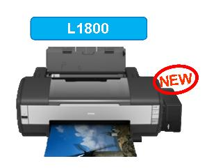 Epson L L1800 (BR2) NEW Printer Reset