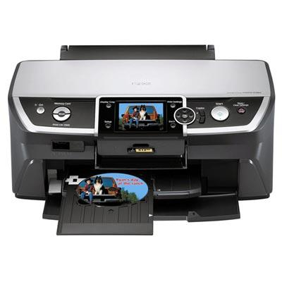 Epson RX RX580 Printer Reset
