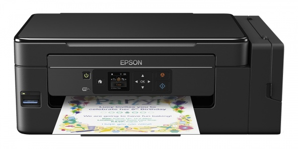 Epson ET ET-2600  (K) Printer Reset