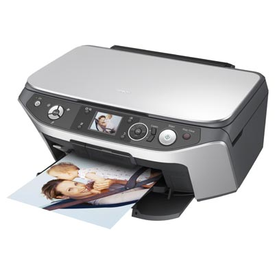 Epson RX RX565 Printer Reset