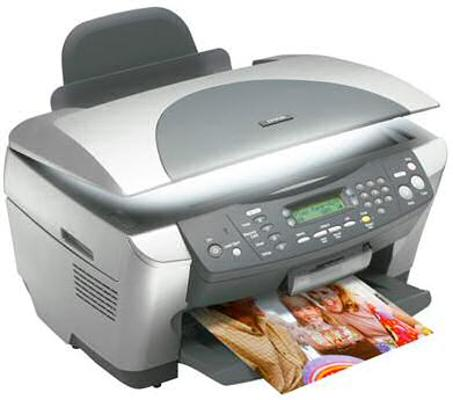 Epson RX RX500 Printer Reset