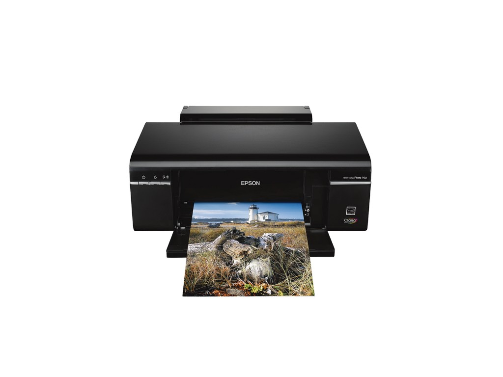 Epson Photo P50 Printer Reset