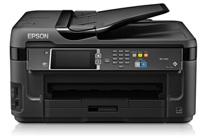 Epson WorkForce WF-7610 (K) Printer Reset
