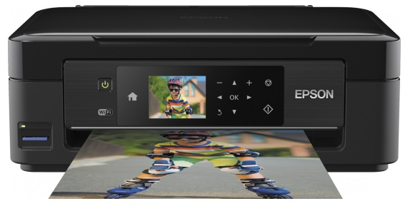 Epson XP Expression Home XP434 (K) Printer Reset